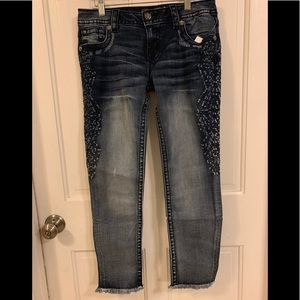 Miss me Skinny Ankle Jeans. NWT. Size 29.